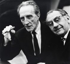 chagalov: Marcel Duchamp and Man Ray, ca 1950 -by Naomi Savage via rmn