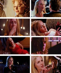 Darla: Can't a woman wreak a little havoc without a man being involved? #btvs #ats