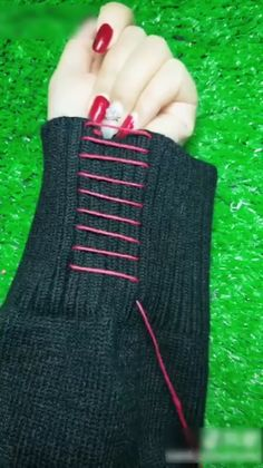 Hand Embroidery Dress Sewing Stitches Embroidery Stitches Sewing Hacks Sewing Tutorials Sewing Crafts Sewing Projects Clothing Hacks Diy Arts And Crafts Sewing Hacks, Sewing Tutorials, Sewing Crafts, Sewing Tips, Sewing Ideas, Sewing Basics, Sewing Patterns Free, Free Sewing, Hand Sewing