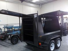 Looking for quality custom tradesman trailers for your business? We design and build trailers here in Australia. Contact us for a quote or friendly advice.
