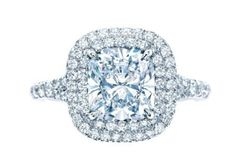 Tiffany & Co. Soleste Engagement Ring, priced from £9,056.01 ($14,400)
