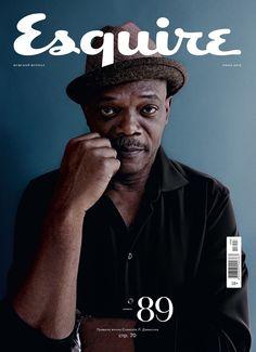 Esquire Russia magazine issue no. 89