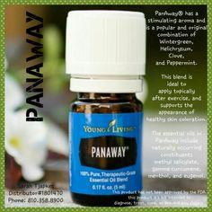 #panaway #bodydiscomfort #stimulatingaroma #essentialoils #nomorediscomfort