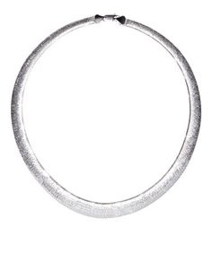 Another great find on #zulily! Sterling Silver Collar Necklace #zulilyfinds
