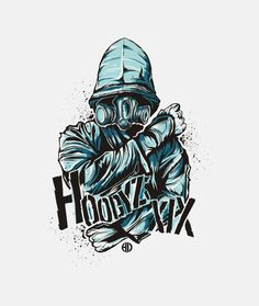 HooDies by Kamil Sarnowski, via Behance