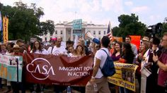 Transcript for  Trump faces backlash over plan to end DACA  President trump says he's watching the hurricane closely. He's issued emergency declarations for Florida, Puerto Rico and the Virgin Islands and this afternoon he's going to head to North Dakota to push for tax... - #Backlash, #DACA, #Faces, #Plan, #TopStories, #Trump, #Video