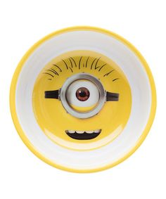 Another great find on #zulily! Minions Bowl #zulilyfinds