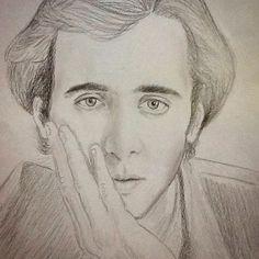 Nicolas Cage...