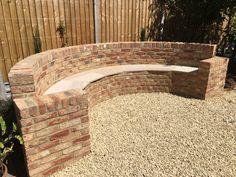 Garden Design and Build all-in-one solution based in Salisbury, Wiltshire Brickwork, Bespoke Design, Outdoor Seating, Garden Bridge, Firewood, Garden Design, Outdoor Structures, Landscape, Building