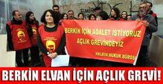 İstanbul Okmeydanı'nda Polise biber gazı attıktan sonra vurulan Berkin Elvan'ın ailesi ve Aile Avukatı Ebru Timtik açlık grevine başladı. Okmeydanı