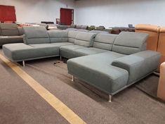 200.000.- Lux U-form ülőgarnitúra háttámla és fejtámla funkcioval Lucca, Couch, Furniture, Home Decor, Settee, Decoration Home, Room Decor, Sofas, Home Furnishings