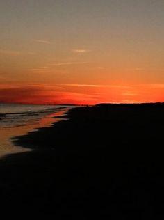 HHI beach sunset