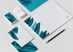 BARRO BLUE Brand Board