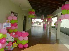 Decoración Hello Kitty