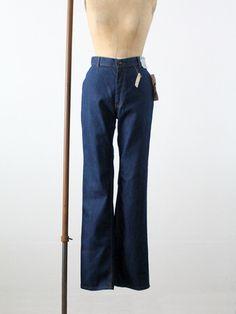 vintage Levi's stretch denim jeans / waist 30 - 86 Vintage