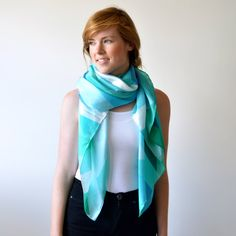 Hey, I found this really awesome Etsy listing at https://www.etsy.com/listing/124762367/digitally-printed-silk-scarf-blue-glass