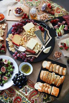 Create a Holiday Charcuterie Cheese Board Party Platters, Cheese Platters, Food Platters, Party Trays, Wine And Cheese Party, Wine Tasting Party, Wine Cheese, Tapas, Charcuterie And Cheese Board