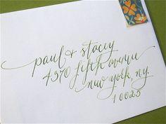CalligraphySophie by kristenhendo on Etsy