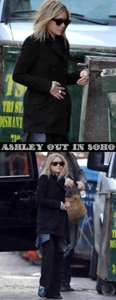 i love everything about this... and that it's ashley olsen