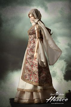 New Doll: Iplehouse's new SID female - Carved Heritage Harace coming soon!