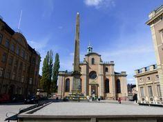 La Storkyrkan (la Cathédrale de Stockholm) #instantVDS16