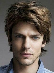 Delightful Short To Medium Length Hairstyles For Men With Thick Hair. Easy Curly  Hairstyles 2014 For Medium Hairs For Black Men.