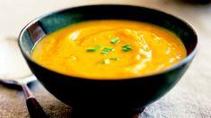 Sopa de abóbora: receita para as noites frias!