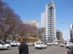 Central Business District Harare, Zimbabwe