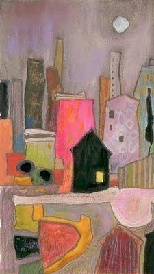 Bénédicte Garnier Fihey: pastel