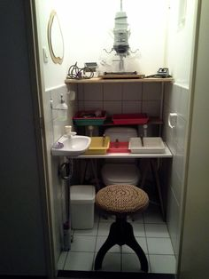 Bathroom Conversion (2/2)