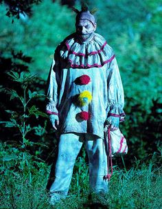 American Horror Story: Freak Show costumes: Twisty the Clown