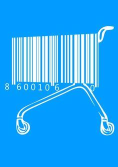 Barcode by mar cin, via Behance