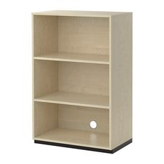 "GALANT Shelf unit IKEA 10-year Limited Warranty. Read about the terms in the Limited Warranty brochure.  GALANT  Shelf unit  $149.00  Width: 31 1/2 ""  Depth: 17 3/4 ""  Height: 47 1/4 """