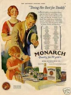 Vintage Food Advertisements of the (Page Vintage Ads Food, Vintage Recipes, Vintage Ephemera, Vintage Advertisements, Retro Ads, Roaring Twenties, Old Ads, Magazine Ads, Vintage Kitchen