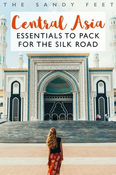 The Ultimate Packing Guide For Central Asia: All The Essentials You'll Need For A Trip Along The Silk Road #packinglist #travel #centralasia Essentials For Central Asia | Packing List For Central Asia | Packing For The Silk Road Everything You Need For Kyrgyzstan, Kazakhstan, Uzbekistan, Tajikistan | Hiking Essentials