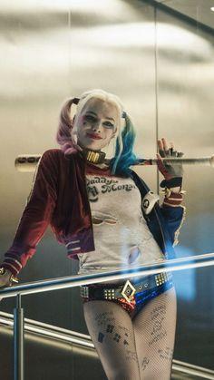 Harley And Joker Love, Joker And Harley Quinn, Harly Quinn Quotes, Vanellope Y Ralph, Harley Quinn Drawing, Margot Robbie Harley Quinn, Harely Quinn, Univers Dc, Joker Art