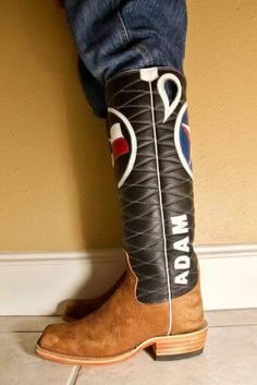 Cowboys and Country Boys - In Gear Western Wear, Western Boots, Cowboy Western, Buckaroo Boots, Custom Cowboy Boots, Country Boys, Comfortable Outfits, Tall Boots, Cowboys