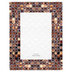 Highlight beloved memories and artful sketches with this chic picture frame, perfect for bookcase, mantel, or writing desk. Product: Picture frameConstruction Material: GlassColor: Brown multiFeatures: Holds one x photoDimensions: H x W Dreams Do Come True, Writing Desk, Joss And Main, New Pictures, My Dream Home, Picture Frames, Highlight, Bookcase, Sketches