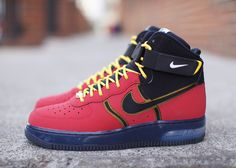 new products 88d87 59839 Nike Air Force 1 High Supreme Bakin Nike Air Force Ones, New Nike Air