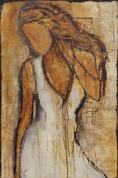Sketch drawing of a woman in a white dress with long flowing hair. Love Story Wall Art by Erin Ashley is a stunning artwork that can work in any space. See more abstract figurative work at Great BIG Canvas. Canvas Art Prints, Painting Prints, Canvas Wall Art, Big Canvas, Paintings, Framed Wall Art, Framed Prints, Figurative Kunst, Art Moderne
