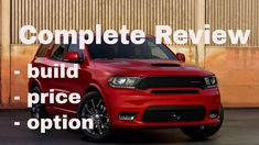 2018 Dodge Durango R/T AWD – 5.7L HEMI V8 Engine – Build & Price Review Tacoma Washington 2018  Dodge Durango Real Pricing The 2018 Dodge Durango R/T comes standard with the 5.7L HEMI V8 engine, performance steering and sport suspension, uconnect® 4c nav with 8.4-inch ... Dodge Durango, Tacoma Washington, 2018 Dodge, Texas, Engineering, Sport, Electrical Engineering, Excercise, Sports