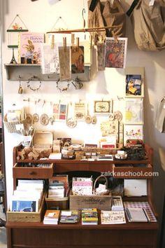 「雑貨屋さんを開業して続ける」才色兼備。人気有名雑貨店女性オーナー座談会1/2 2010年秋 NO.05 - 雑貨屋さん、雑貨店の開業運営、雑貨の仕事に関するテーマが満載