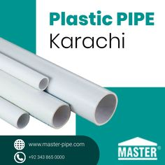 Master Pipe is a Pakistan based company for the plastic pipe that offer Pvc tube, pvc pipe , ppr pipe, Plumbing Pipes, Plumbing Fittings, polypropylene pipe etc at affordable prices.