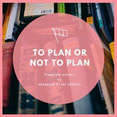 To Plan Or Not To Plan