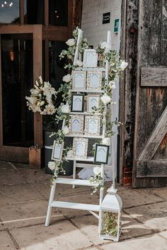 Table Plans, Boho Wedding, Ladder Decor, Crafts, Home Decor, Manualidades, Decoration Home, Room Decor, Bohemian Weddings
