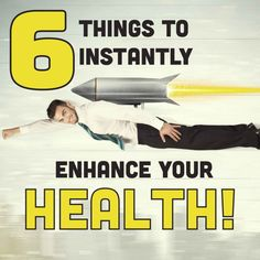 6 Things to Instantly Enhance Your Health – Vibrance Plan How To Plan, How To Make, Stuff To Do, Health, Life, Posts, Messages, Health Care, Salud