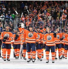 Always our team Thank you Oilers for the 2017/18 season