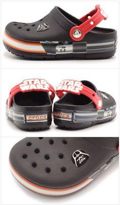 Star Wars crocs