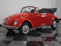 1970 Volkswagen Beetle Convertible $19,000