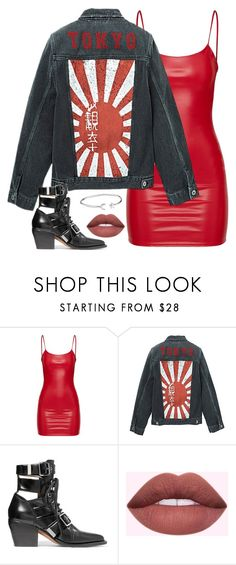 """""""Untitled #1205"""" by alwateenalr on Polyvore featuring Jacamo, Chloé and Alex and Ani"""